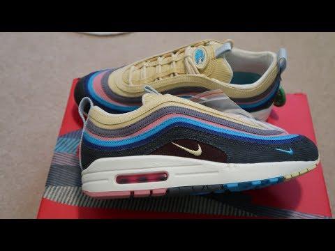 Stockx Tag//Nike Air Max 1/97 SW Sean