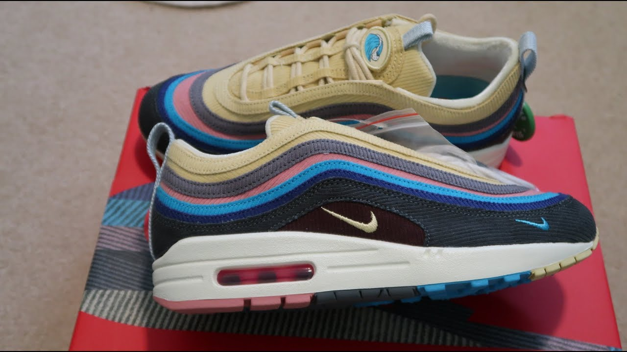 Explosivos Ambigüedad Demostrar  air max 97 sean wotherspoon stockx Cheap Nike Air Max Shoes