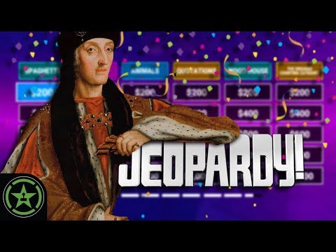 Let's Play - Jeopardy! - Jack Facts