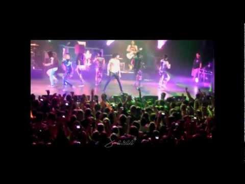 LMFAO - Party rock anthem - 26/02/2012 (Ancienne Belgique, Bruxelles)