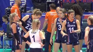 Лига наций. Тайланд vs Нидерланды. The League of nations. Thailand vs Netherlands.