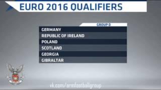 Результаты жеребьевки Евро-2016(, 2014-02-23T12:30:30.000Z)