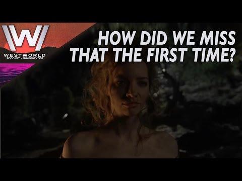Westworld (HBO) Episode 8 - Angela's Secret Message