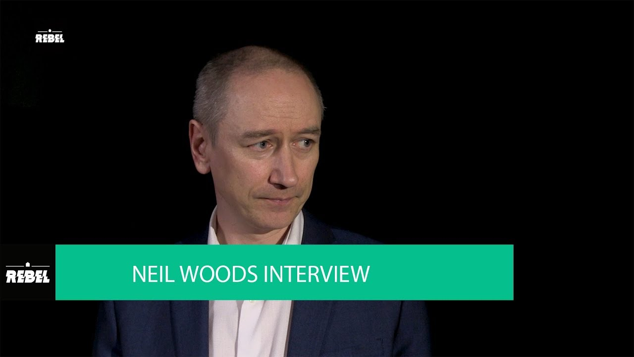 Neil Woods Interview | Rebel