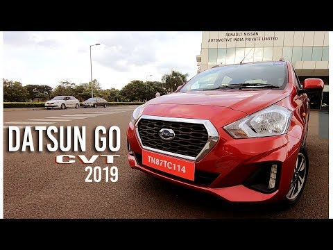 2019 Datsun GO CVT Review I Datsun GO CVT Review in Telugu