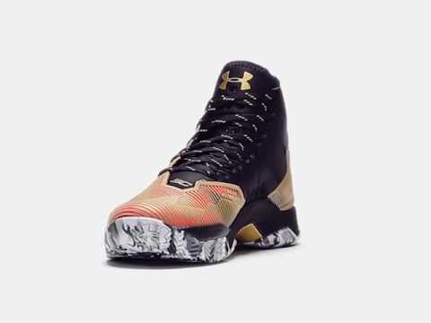 a3df62770dcbd Under Armour basketball shoes Curry 2.5 camo style - YouTube