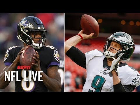 NFL Live Predicts 2019 AFC, NFC Wild Card Playoff Games