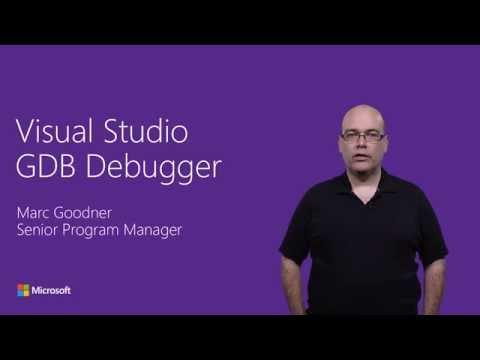 Visual Studio GDB Debugger
