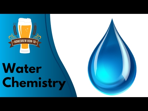 Homebrew How-To: Water Chemistry