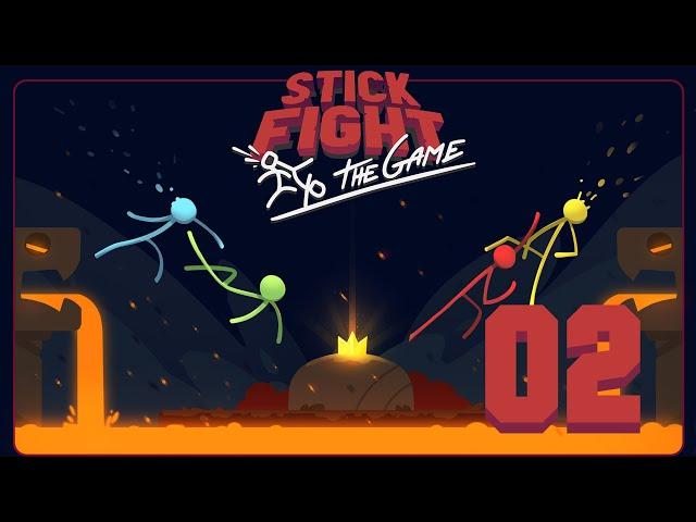 Angezockt: Stick Fight (mit Sygro) #02
