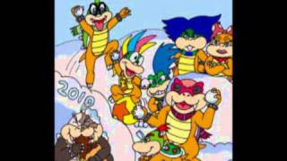 Repeat youtube video Slimyscaly48's Koopaling Tribute