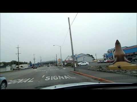 Drive U.S. Route 101 Crescent City California