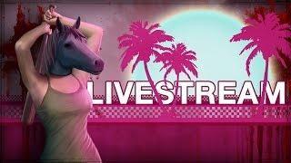 Hotline Miami #LIVESTREAM [18+]