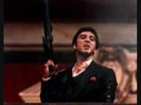 Scarface soundtrack - Push it to the limit
