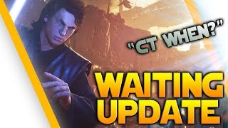 WAITING UPDATE: Release Times, New Image, CT When? - Battlefront 2