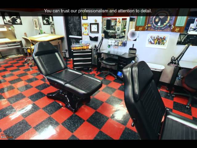 Black Dragon Tattoo Biloxi Ms Tattoos Youtube