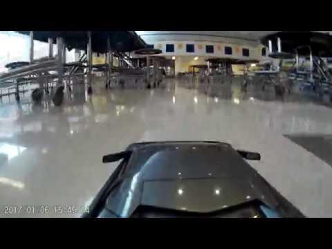 2 Car Drag Turned 4 Car Drag Hallway #1