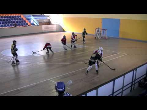 Roller Hockey - Herzliya Wolves vs Zoran - Jan 25, 2014