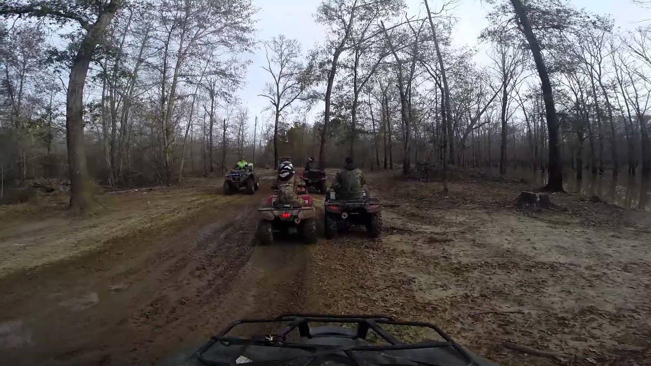 River Run Atv Park Jacksonville Tx 12 28 13 Youtube
