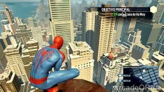 The Amazing Spider Man 2 (The Game) PS4 GAMEPLAY [HD] - PART 2(THE AMAZING SPIDER MAN 2 GAMEPLAY - PART 2 PS3 - PS4., 2014-04-29T08:54:08.000Z)
