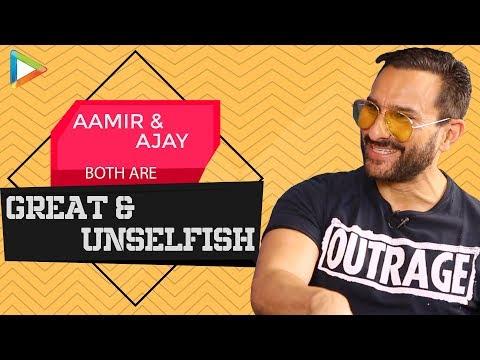 SRK Ya Akshay Kumar ? Who Has Better Sense Of Humour? Saif's Honest Answer Is…| Rapid Fire
