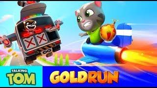 Tom Gold Run |Best Android GamePlay - Kids Gameplay & Cartoon