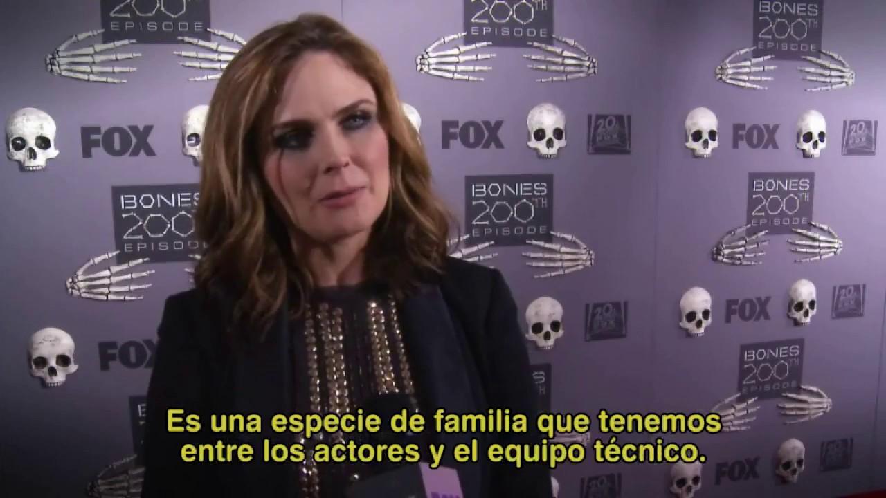 Fiesta del Episodio 200 de Bones (Subtitulado)