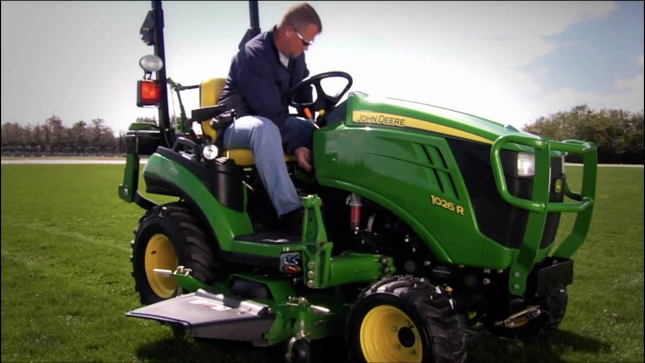 john deere 1 series featuring autoconnect attachability youtube