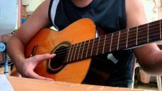 Tong Hua guitar