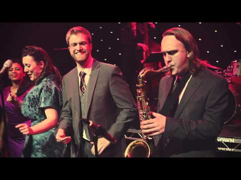 Just a Gigolo | The Down for the Count Swing Orchestra | Vintage band to hire