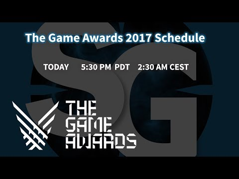 The Game Awards 2017 Live Stream HD