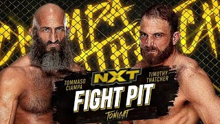 Фото Tommaso Ciampa Vs Timothy Thatcher – Fight Pit - WWE NXT 20/01/2021 (En Español)