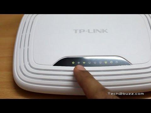 ITsvet | TP Link TL WR740N Ruter