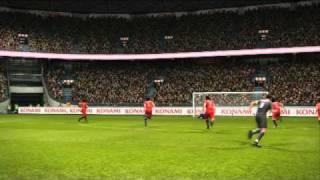 Top 25 Goals PES 2011 Vol. 1