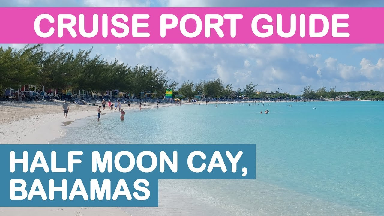 Half Moon Cay Cruise Port Guide Tips And Overview Youtube