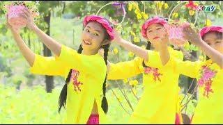 NẮNG XUÂN TƯƠI | Tốp ca thiếu nhi Diệp Sơn Ca | Official Music Video