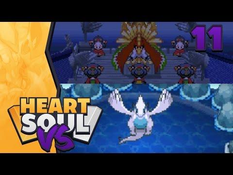 """Gator's Struggle"" Pokemon HeartGold & SoulSilver Nuzlocke Vs w/ Gator & PokeaimMD Episode 11"