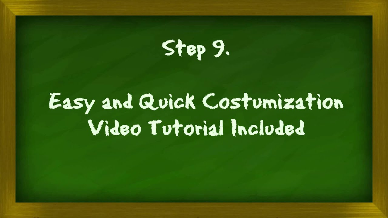 blackboard presentation after effects template youtube