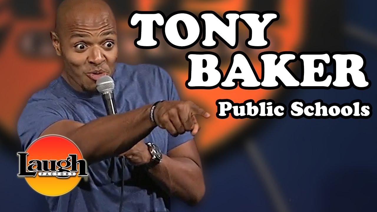 Public Schools   Tony Baker   Stand-Up Comedy