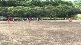 2014/08/30 2014年度 神奈川県(U-13)サッカーリーグ トップリーグ 1st...
