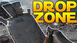 Star Wars Battlefront Beta: DROP ZONE GAMEPLAY & OVERVIEW!