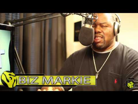 45 King Making The Beat  BizMarkie