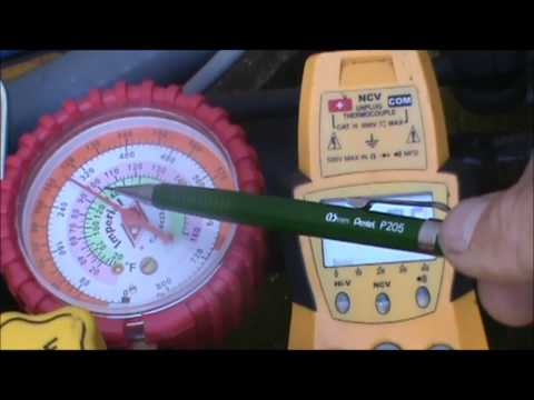 HVAC Training - Measuring Subcooling