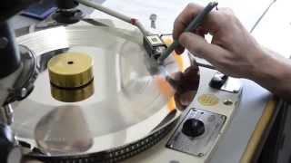 Vinyl: Pallas ist eines der letzten Presswerke für Schallplatten