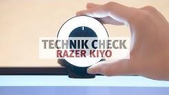 Razer Kiyo Review Webcam Test 2018 - [deutsch/german]