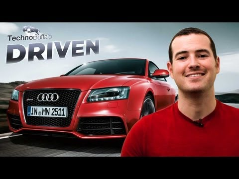 Audi RS5 Test Drive - TechnoBuffalo's Driven