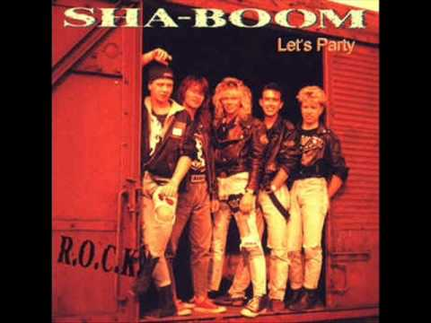 Sha boom - let's party
