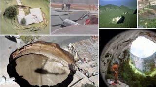 biggest sinkhole in the world \  sinkhole