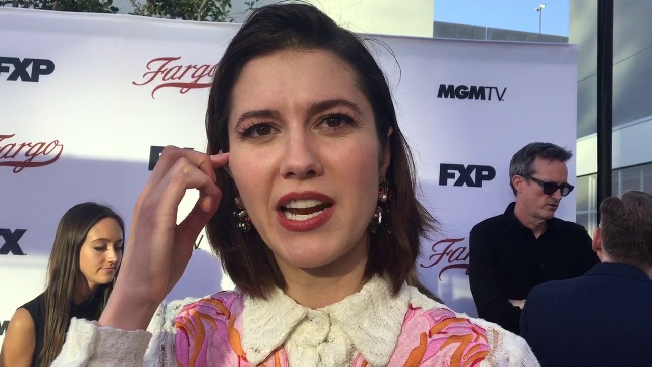 Mary Elizabeth Winstead chats 'Fargo' season 3 on the red carpet at Emmy FYC event