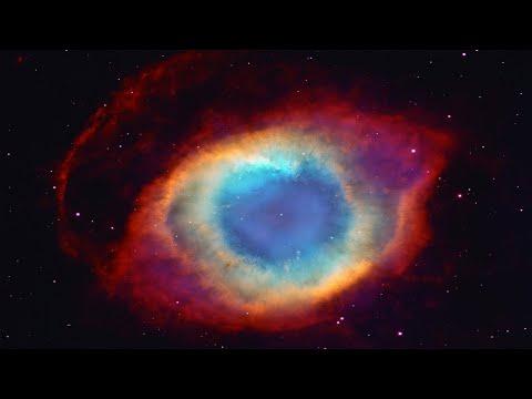 Nebula music visualizer